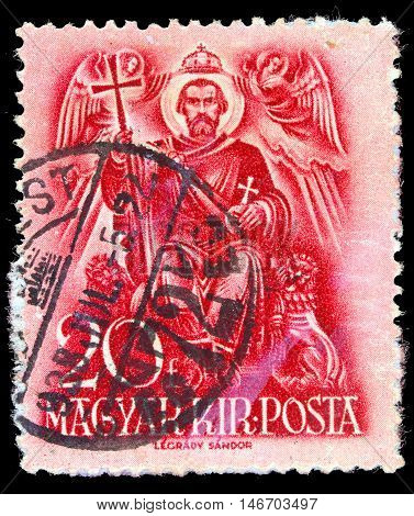 Hungary - Circa 1937