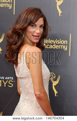 LOS ANGELES - SEP 10:  Jama Williamson at the 2016 Creative Arts Emmy Awards - Day 1 - Arrivals at the Microsoft Theater on September 10, 2016 in Los Angeles, CA