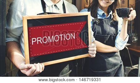 Sale Discount Promotion Special Offer Graphic Concept
