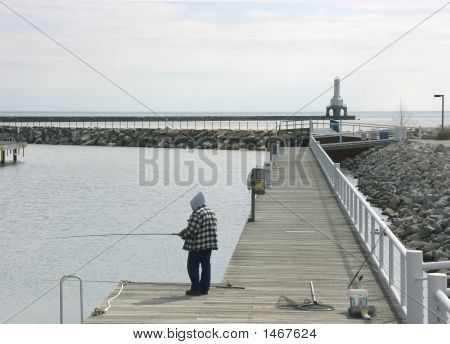 Cold Fisherman