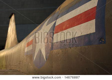 American war plane