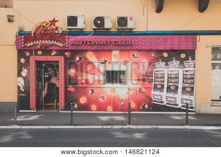 Gambling House In Rijeka, Croatia