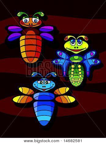 Bugs Cartoon