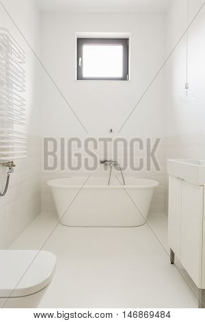 Cleanliness Of Transparency - Dream Bathroom