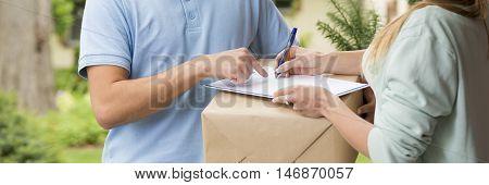 Delivering Goods Always On Time