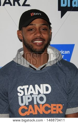LOS ANGELES - SEP 9:  Brandon Armstrong at the 5th Biennial Stand Up To Cancer at the Walt Disney Concert Hall on September 9, 2016 in Los Angeles, CA