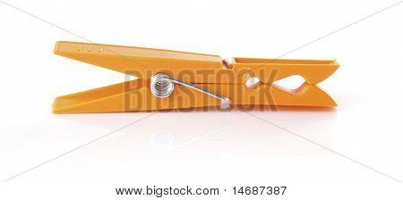 Single Clothespin