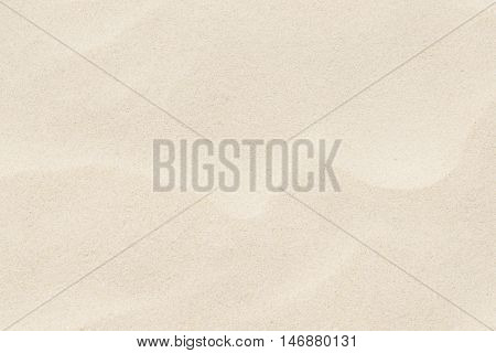 Top view of sandy beach texture