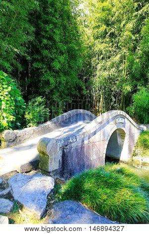 Hamilton, Nz - February 25, 2015: Chinese Scholar's Garden In Hamilton Gardens