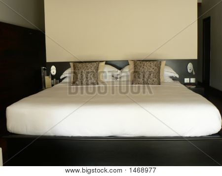 A Luxury Bed