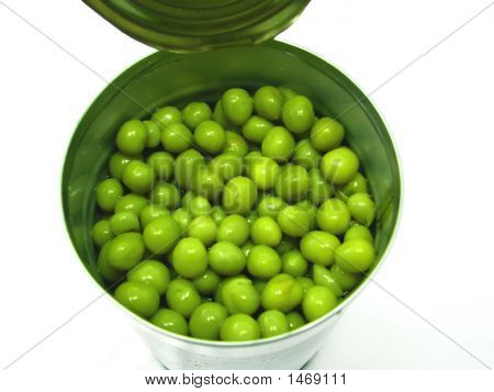 Peas In A Can