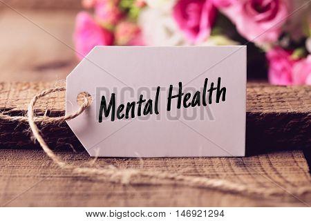 Mental Health Text