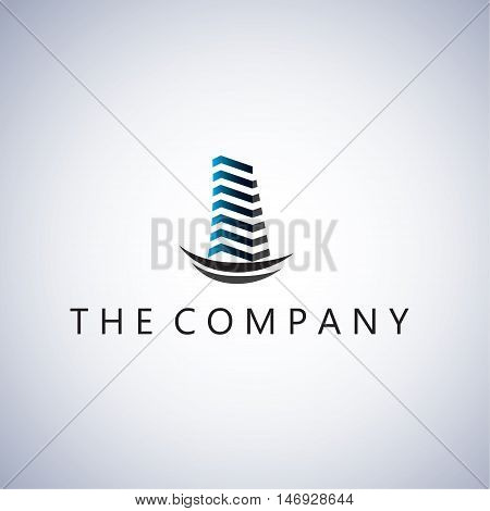bull logo ideas design vector illustration on background