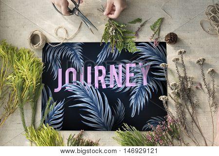 Adventure Discovery Wanderlust Journey Exoplore Concept