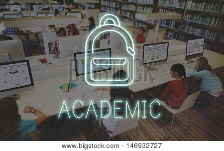 Academic Class Educate School Concept