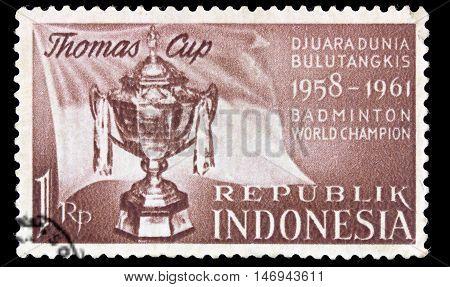 Indonesia - Circa 1961
