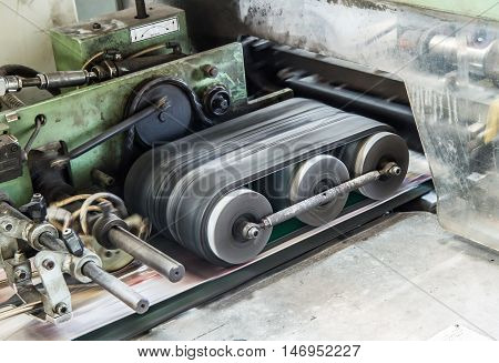 Machinery Specialized In A Firm Paper Cellophane