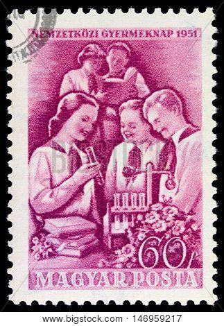 Hungary - Circa 1951