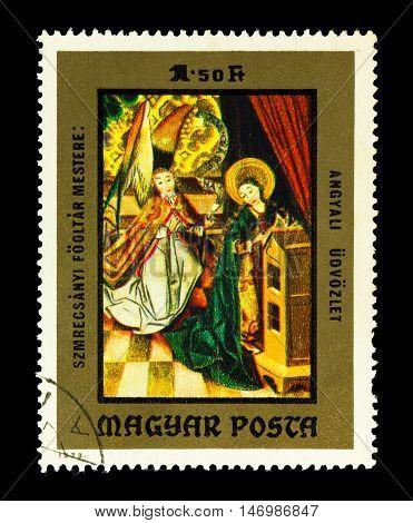 Hungary - Circa 1973