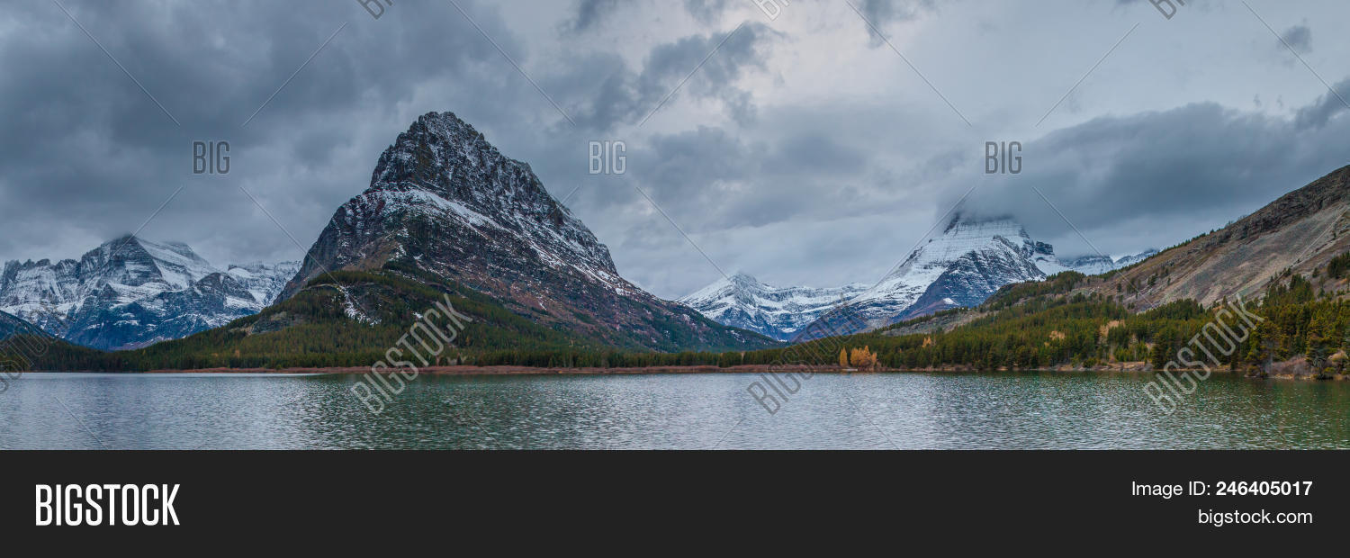 mount grinnell glacier image photo free trial bigstock