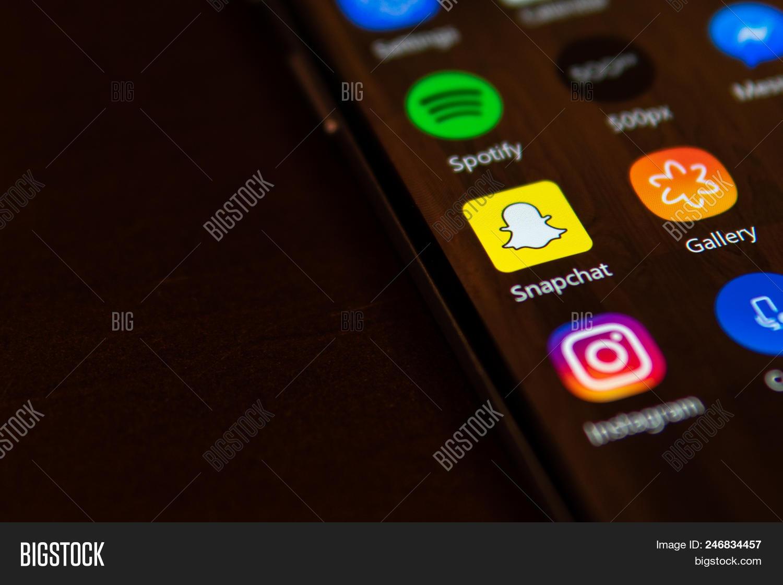 Close Icon Snapchat Image & Photo (Free Trial) | Bigstock