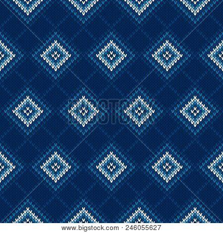 Argyle Sweater Vector Photo Free Trial Bigstock