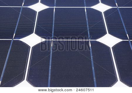 Clean Energy Solar Panel