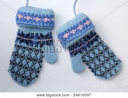 Mittens - Gloves Baby