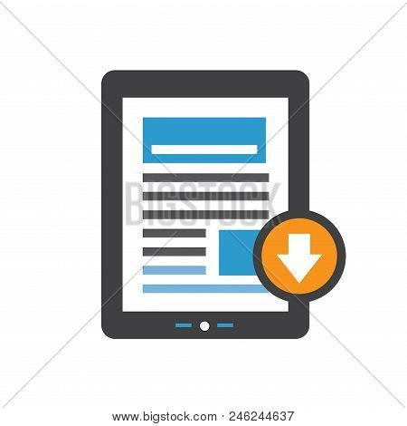 Whitepaper Or Ebook Cta W Cover And Download Button For Free Digital Download - Call For Marketing A