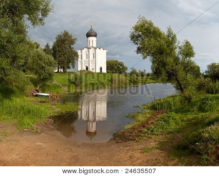 Most Beauty Church Of Russia