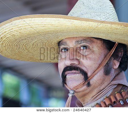 A Vaquero Of Helldorado, Tombstone, Arizona