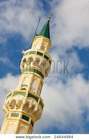 Minaret Of Mosque