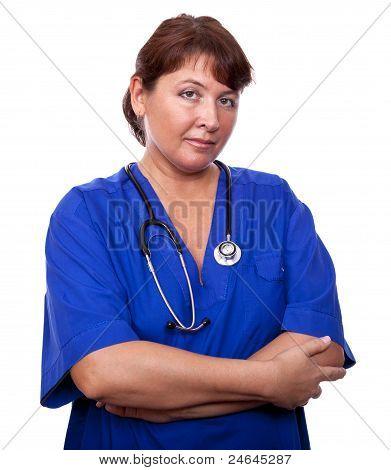 Pretty Woman Doctor