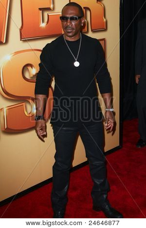 NEW YORK - OCTOBER 24: Eddie Murphy attends the premiere of