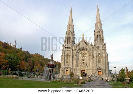 Cathedral of Sainte-Anne-de-Beaupré
