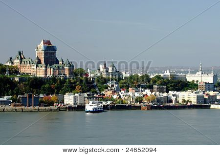 The City of Quebec