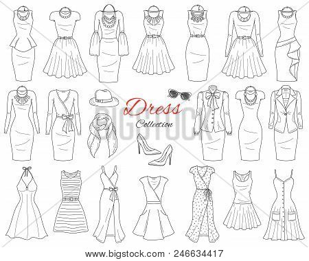 Women's Clothing Collection.