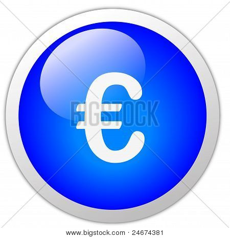 Euro Icon Button