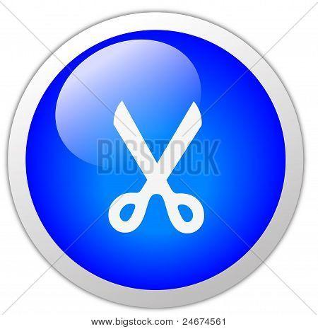 Cut Icon Button