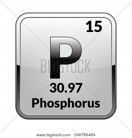 an introduction to the chemical element phosphorus Introduction 'despite the mystical properties of a liter of natural  water, why should it be able to provide all of the org- anisms therein with the proper physical-chemical requirements for activity there is no law of nature dictating that it should' (stevenson 1978)  element(s) consumed in excess of metabolic demand with great.