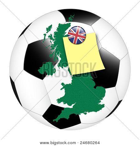 Britain soccer memo