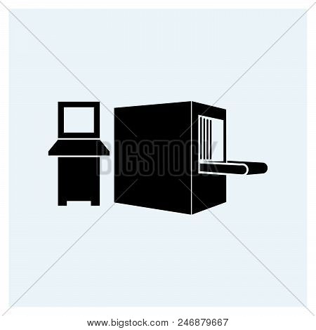 Jerrycan Oil Icon Vector Icon On White Background. Jerrycan Oil Icon Modern Icon For Graphic And Web