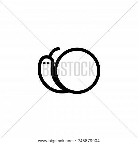 Heart Icon Vector Icon On White Background. Heart Icon Modern Icon For Graphic And Web Design. Heart