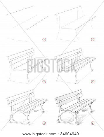 How Draw Step By Step Vector Photo Free Trial Bigstock