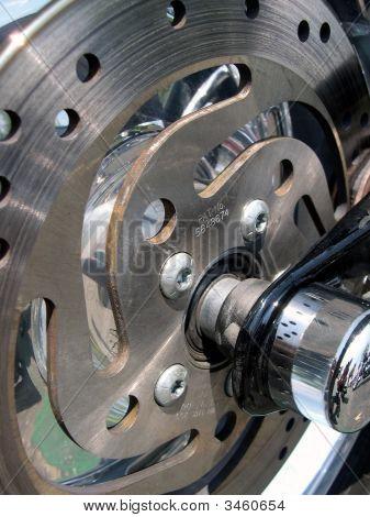 Motorcycle Brake Rotor
