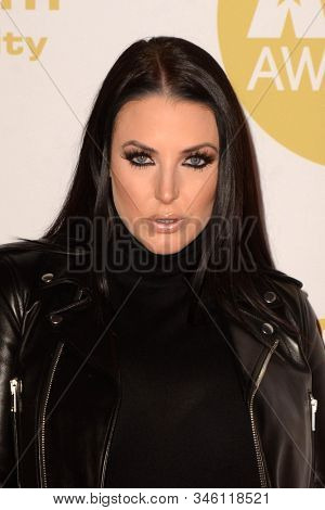 LOS ANGELES - JAN 16:  Angela White at the 2020 XBIZ Awards at the J.W. Marriot LA Live on January 16, 2020 in Los Angeles, CA