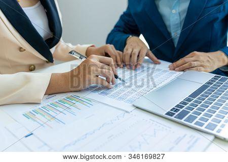 Businessman Working At Table,home Office Desk Background, Desk Musicians,checklist Planning Investig