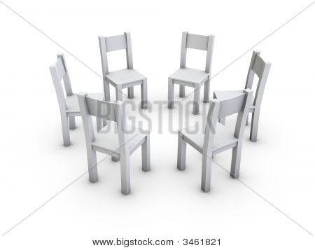 Chairs Circle