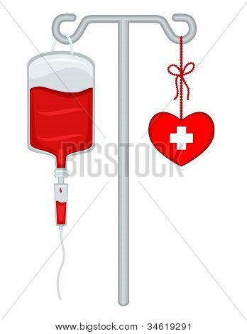 Give Blood - Save Lives!