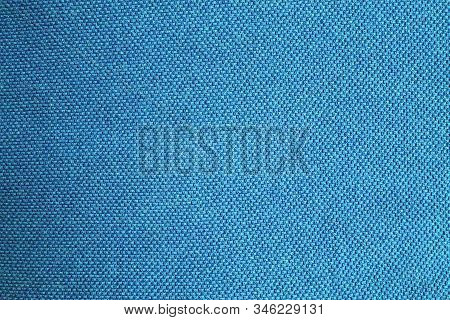 Gradient Blue Texture Background With Azure, Turquoise And Carolina Color Shades. Light To Dark Blue